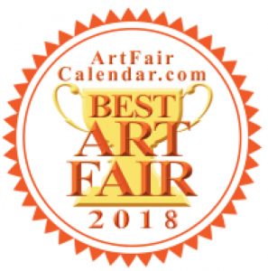 2018 art fair award logo
