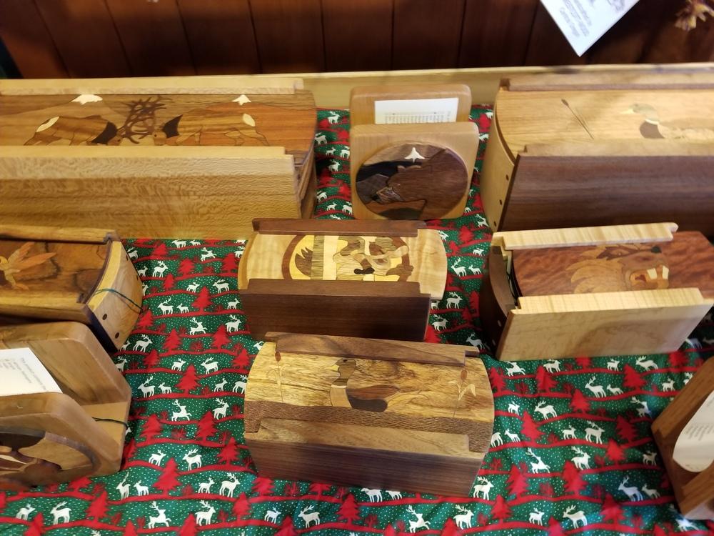 Daniel Westcott, Woodwork